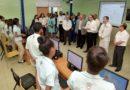 Andrés Navarro muestra a ministros de educación centroamericanos avances de la Revolución Educativa