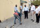 Andrés Navarro dispone evaluación en escuelas afectadas por sismo