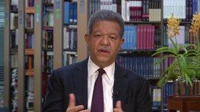 Leonel Fernández asegura es atinada decisión del gobierno de no firmar Pacto Mundial de Migración