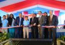 Danilo Medina entrega tres planteles escolares en La Romana