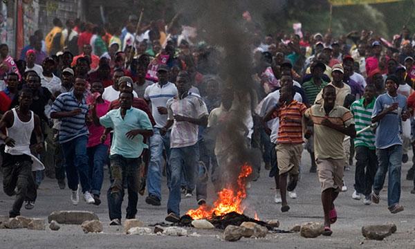RD vigilante y reforzada frontera ante protestas en Haití