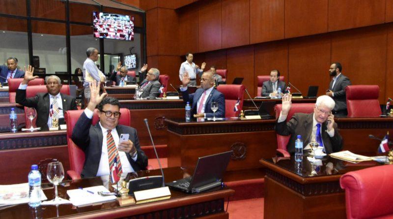 Senado aprueba Ley de Aduanas de RD