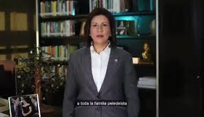 Margarita llama a Danilo y Leonel dejar diferencias por unidad del PLD