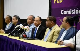 Comisión Electoral del PLD respalda resultados de JCE