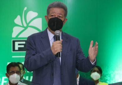 Leonel advierte su partido no podría apoyar Reforma Fiscal en este momento