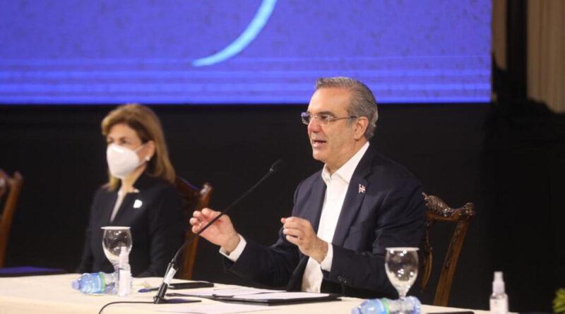 Presidente Abinader anuncia inversión millonaria para garantizar el servicio de agua en RD