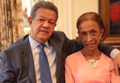 Fallece doña Yolanda Reyna, madre del expresidente Leonel Fernández